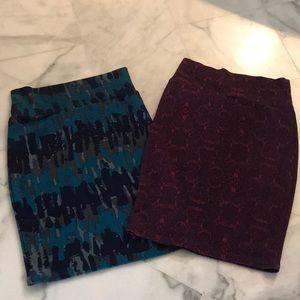 Lularoe Cassie skirts
